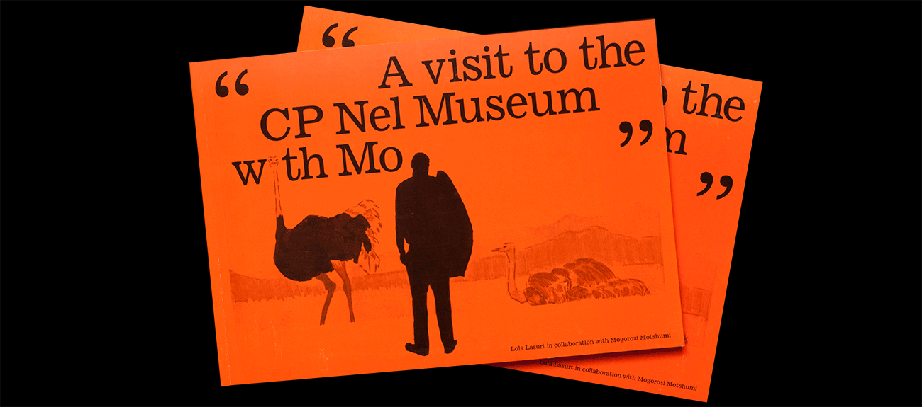 A visit to the CP Nel Museum with Mo Lauren Grusenmeyer