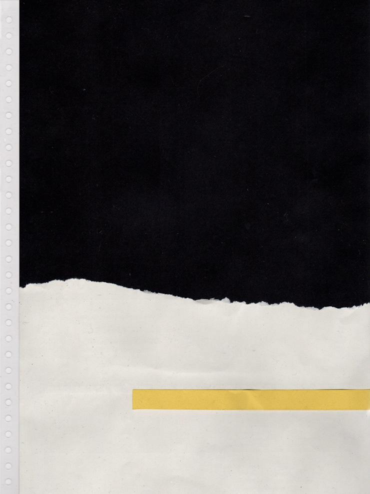 Accidental Paper Scraps  Lauren Grusenmeyer