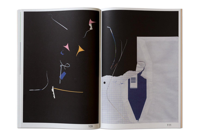Accidental Paper Scraps Book