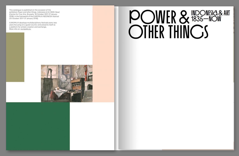 Power & Other Things Lauren Grusenmeyer